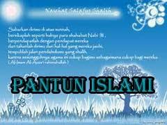 kumpulan pantun agama islam berisi nasihat dan ajakan.