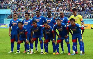 Prediksi Arema Indonesia vs Gresik United 14 Juni 2013