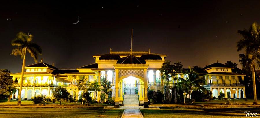 Trip Medan Istana Maimoon
