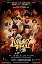 Muay Thai: The Legend Alive
