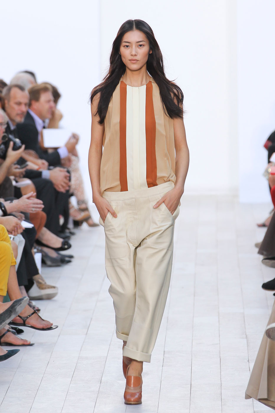 Chloe Spring/Summer 2012 collection