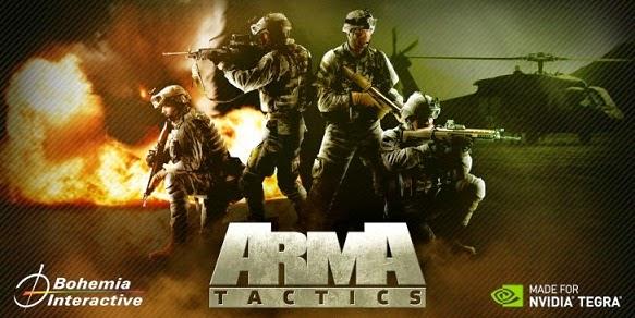 ARMA TACTICS NON-TEGRA apk