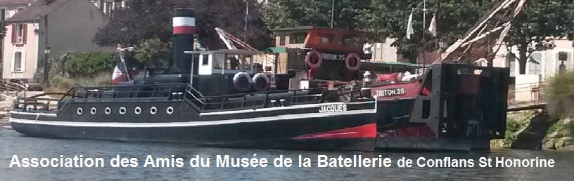 Association des Amis du Musée de la Batellerie de Conflans St Honorine
