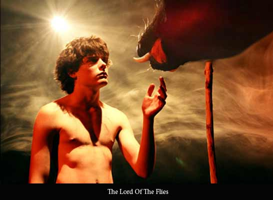 lord of the flies simon as a christ figure Christ figure simons actions, words and personality uncover the christ like figure in him through out the book simon has many different traits throw out the book that make him the christ like figure.