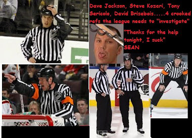 4 bad refs, 1 major jerkoff