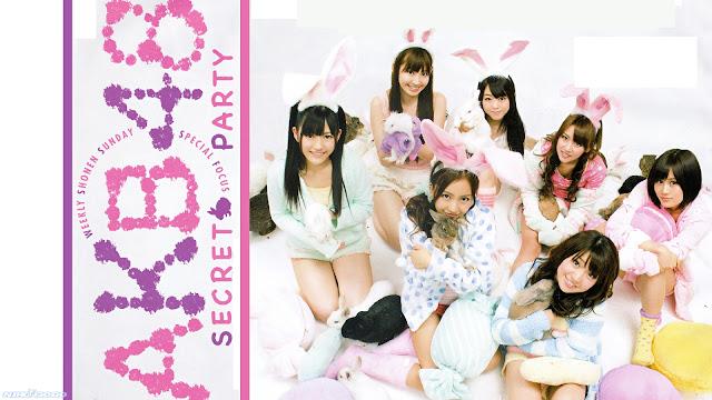 AKB48 Wallpaper HD 4