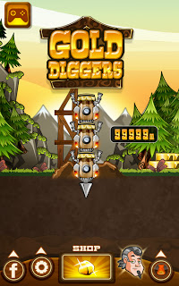 Gold Diggers v1.10 Mod [Unlimited Gold]