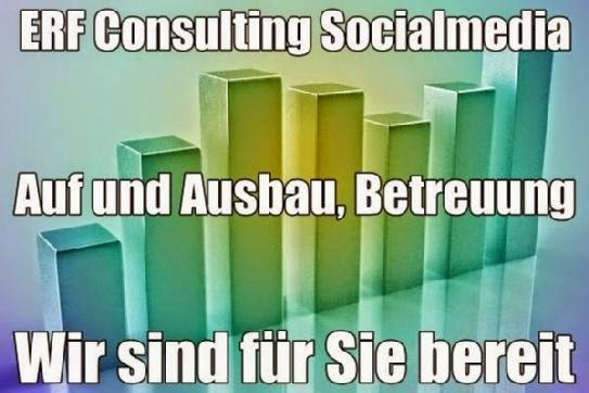 ERF Consulting Marketing & Socialmedia Betreuung