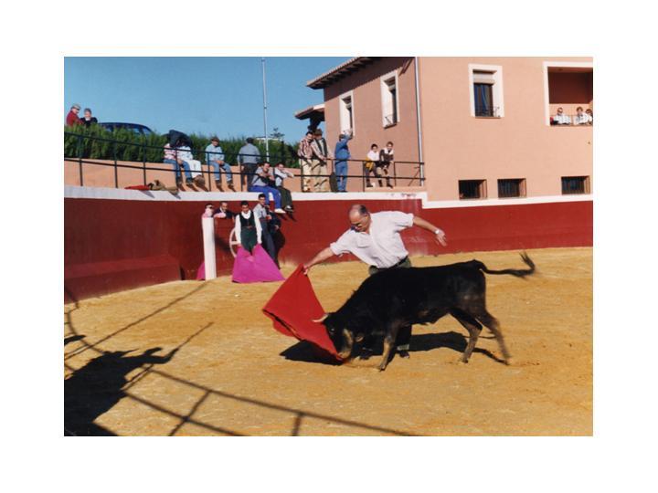 La tauromaquia en Tarifa