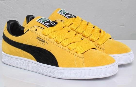 żółta puma