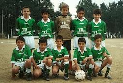 COUTO - Infantis/Época 2000-2001