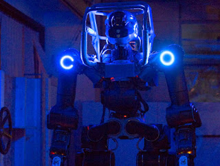 Humanoid Robot Walk-Man Could One Day Help Space And Rescue Missions