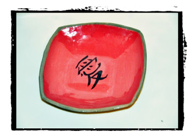 ceramic Chinese style bowl