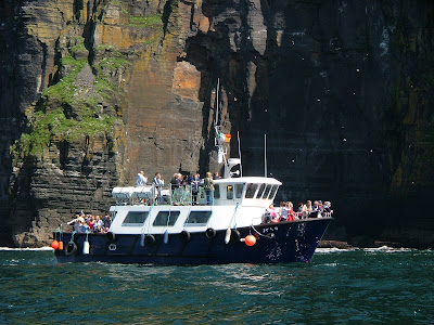 (Ireland) - Cliffs of Moher Cruise