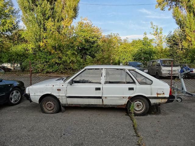 Polonez zaparkował na stadionie Skry