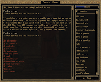 Dialogue example 2