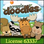 Scrappin' Doodles License