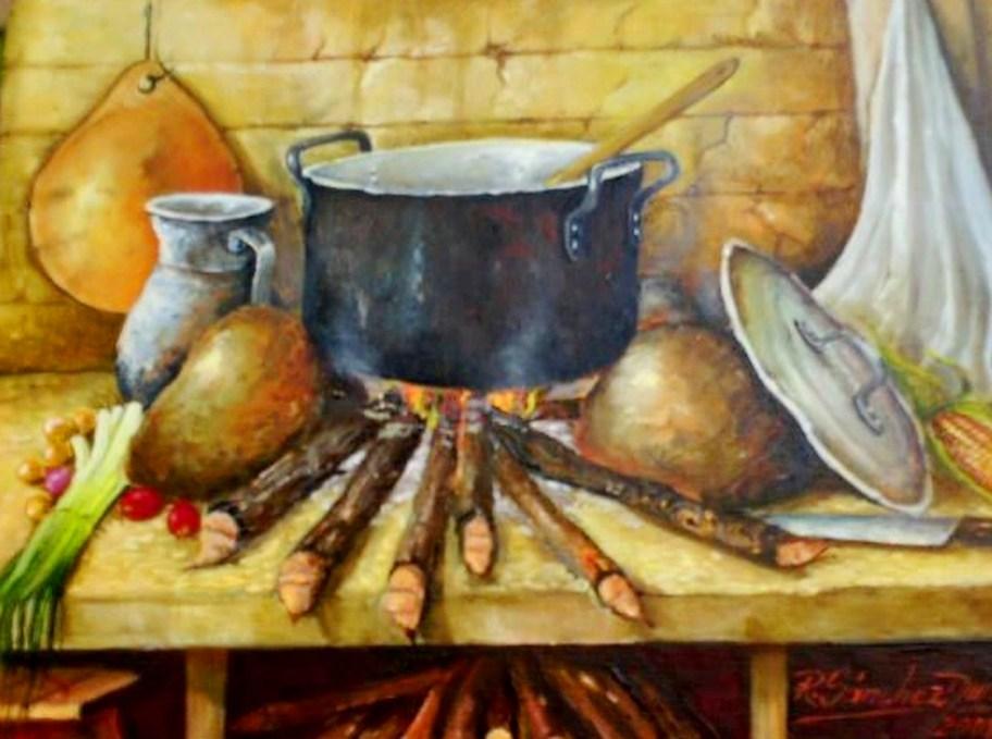 Pinturas al oleo de bodegones latinos pictures - Pinturas para cocina ...
