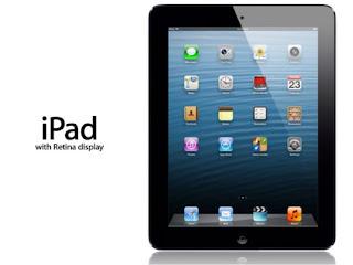 iPad Maxi Dengan Layar Seluas 12,9 Inchi Akan Segera Dirilis Apple