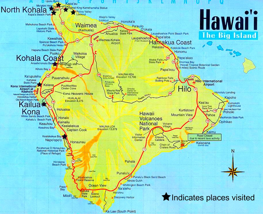 31 popular Kilauea Hawaii Map bnhspinecom