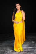 Neelam Upadhyay photos in Yellow saree from Action-thumbnail-18
