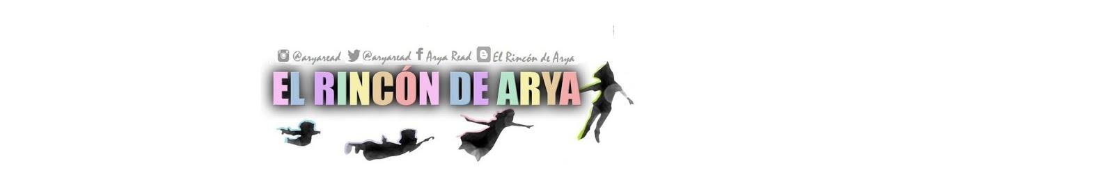 El rincón de Arya (blog literario)