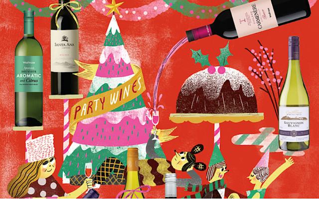 wino na święta