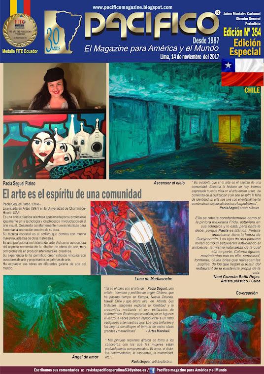 Revista Pacífico Nº 354 Edición Especial