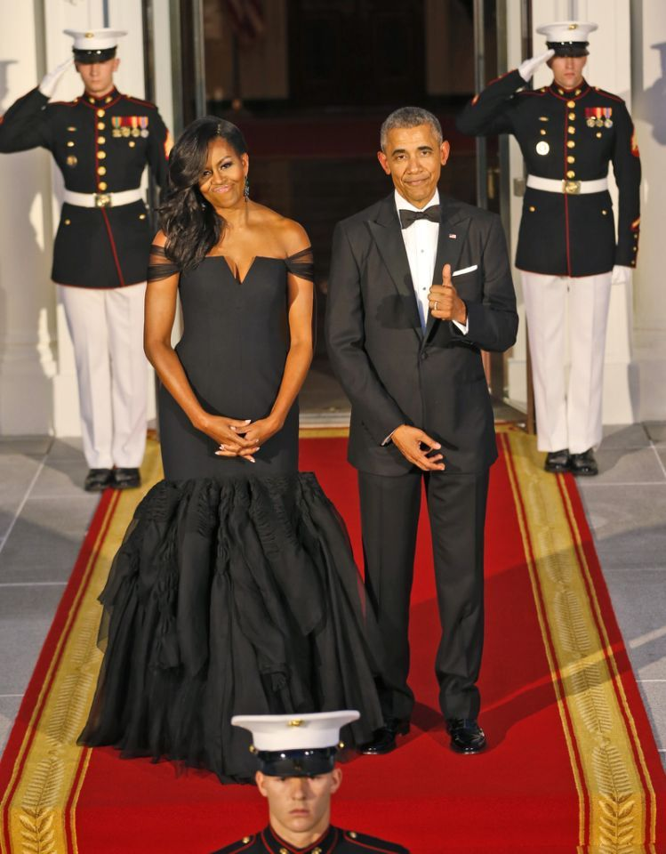 MEN OF TASTEs (M.O.Ts): Michelle Obama... A story of classic style