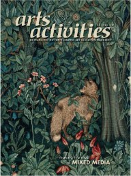 Featured in Arts and Actvities Magazine