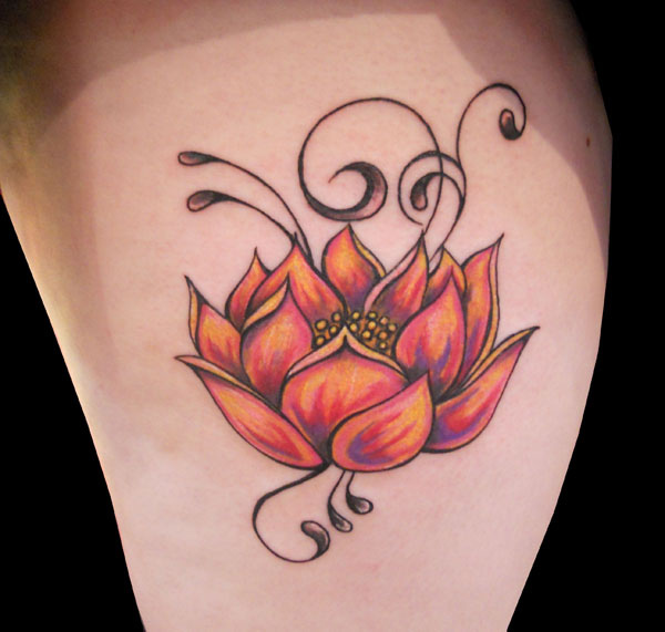 Tattoo Art: Lotus Tattoos Meaning And Pics