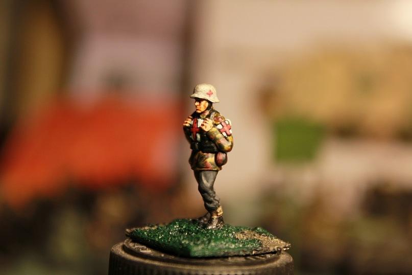 Carlo Antonio - German infantry 43-45 Plastic Soldier 1/72 2