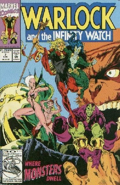 Warlock Infinity Watch 7