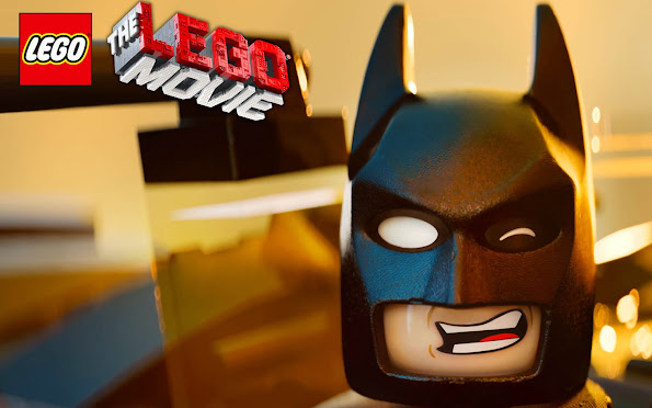 The Lego Movie Batman Wink 6o