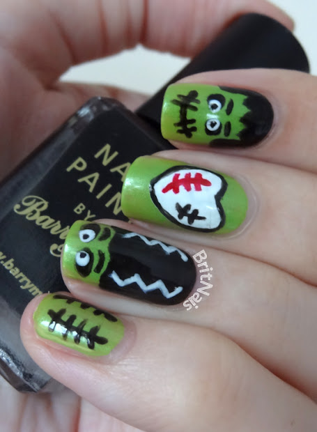 frankenlove brit nails