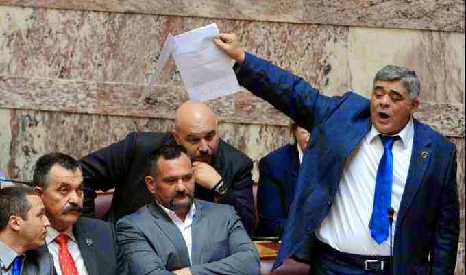 Αποφυλακίζονται μέσα στον μήνα ο Αρχηγός της Χρυσής Αυγής Ν.Γ.Μιχαλολιάκος και οι Βουλευτές: Χ. Παππάς - Ι. Λαγός