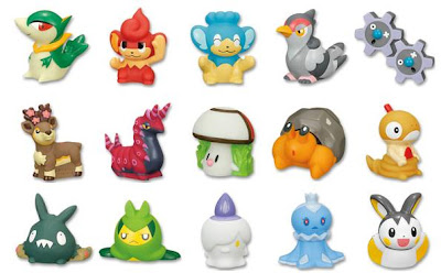 Pokemon Kids BW Servine Set Bandai