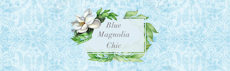 Blue Magnolia Chic