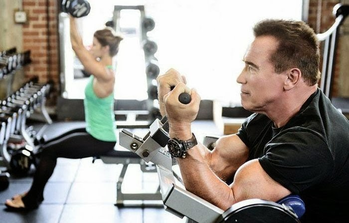 Arnold Schwarzenegger October 2013 Muscles Photo-Shoot | Bodybuilding ...
