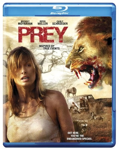 Prey 2007 Hindi Dubbed Dual Audio BRRip 720p