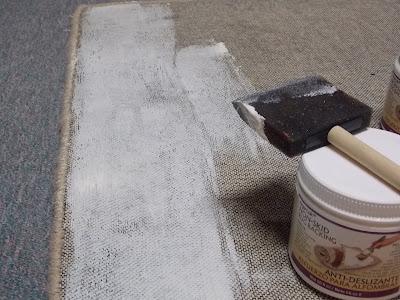 no-slip rugs fiber-lok