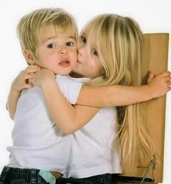 Lettre d'amour d'enfance 1