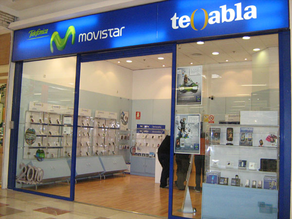 Telefon a m vil fijo adsl banda ancha for Oficinas movistar madrid