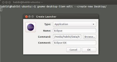 Membuat Icon Aplikasi di Ubuntu