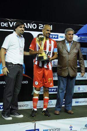 """Estudiantes campeòn """"Copa Ciudad de Mar del Plata"""""""