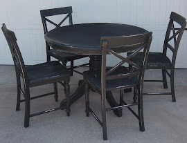 Pier One Table &amp; Chairs (SOLD)