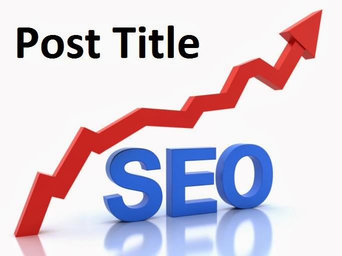 Cách tối ưu chỉnh sửa Tittle bài viết trang chủ trang Label Blogspot