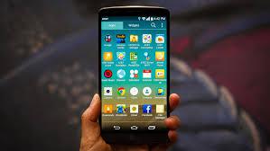 Screenshot Milik LG G3 dengan Resolusi qHD Muncul