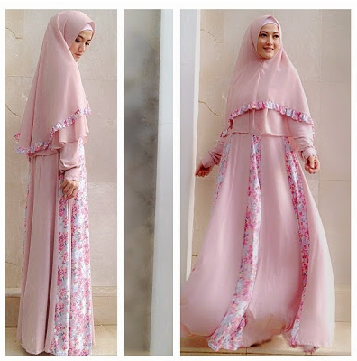Style Hijab Modern Terbaru Ala Lyra Virna