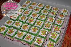 Kiwi Slice Cake 36pcs